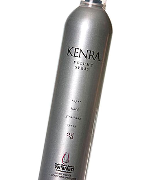 No. 2: Kenra Volume Spray 25, $17
