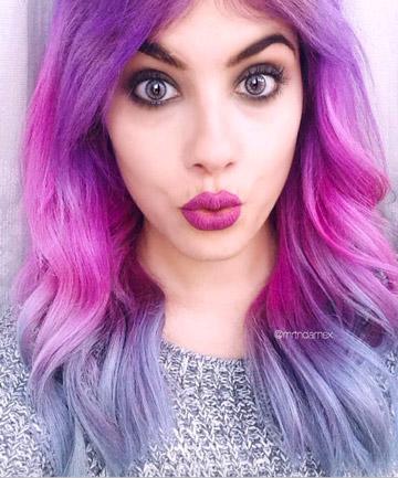 makeup for pastel purple hair mugeek vidalondon. Black Bedroom Furniture Sets. Home Design Ideas