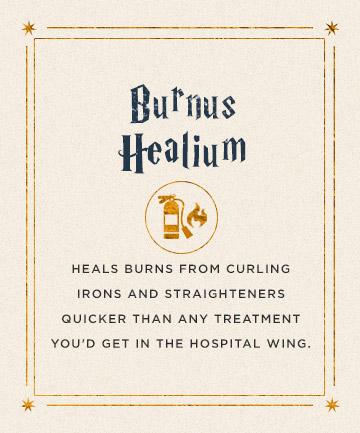 Burnus Healium