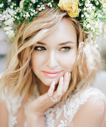 Youve Picked Out The Perfect Wedding Dress Next Up Making Sure Your Bridal Makeup Look Is On Point Too After All Can Make Or Break