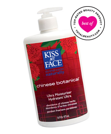 Best Green Product No. 8: Kiss My Face Chinese Botanical Moisturizer, $11.95