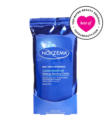 Best Makeup Remover No. 14: Noxzema Clean Moisture Makeup Removal, $4.79