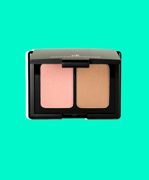 No. 11: E.L.F. Studio Contouring Blush & Bronzing Powder, $3