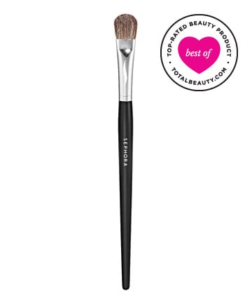 Best Makeup Brush No. 4: Sephora Professional Platinum All Over Shadow Brush #12, $20