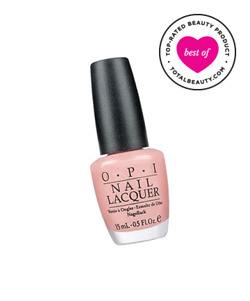 Best Classic Beauty Product No. 7: OPI Nail Lacquer, $9
