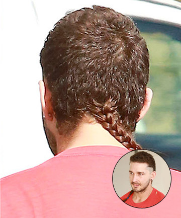 The Mullet Man Braid 21 Man Braids That Will Make You
