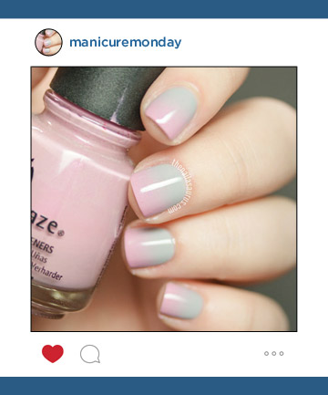 Mani of the Week: The Nailsaurus' Unexpected Shades
