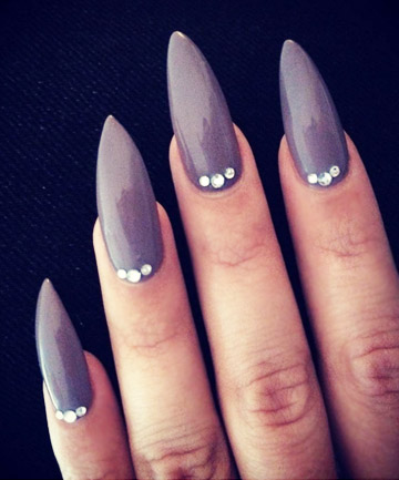 Simple Yet Showy 27 Stiletto Nails That Will Take Your Manicure To