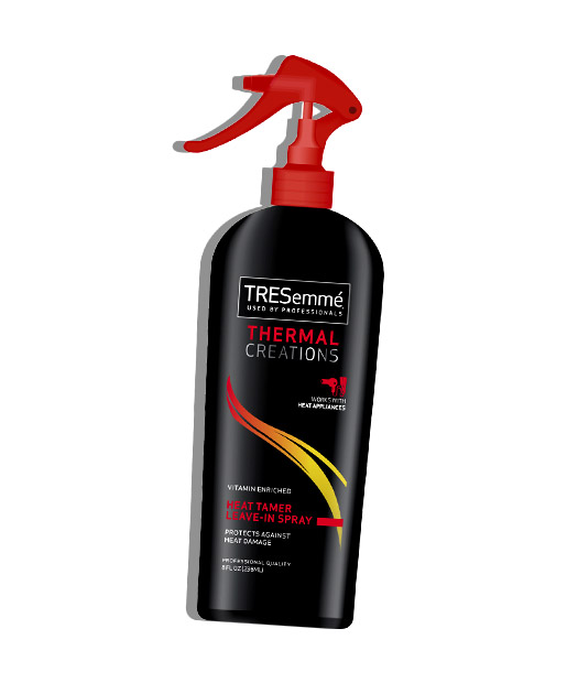 No. 13: Tresemmé Thermal Creations Heat Tamer Protective Spray, $4.75