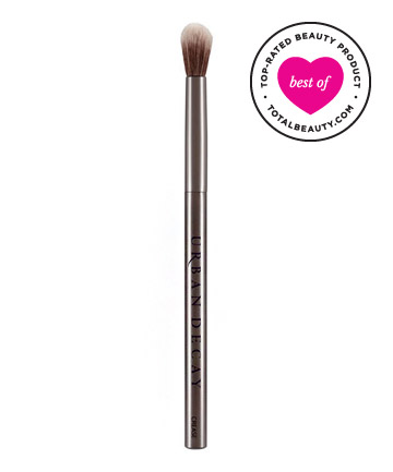 Best Makeup Brush No. 1: Urban Decay Good Karma Crease Brush, $26