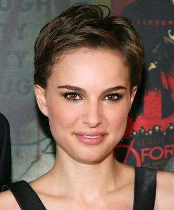 Natalie Portman S Face Flaunting Pixie Cut 19 Gorgeous