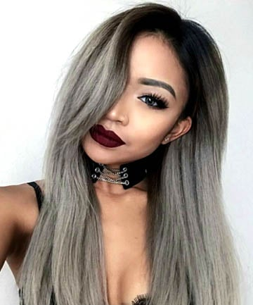 how to make your hair silver