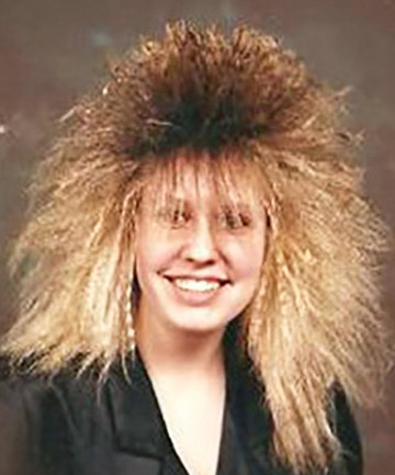 80s Hair Photos Of Outrageous Hairstyles
