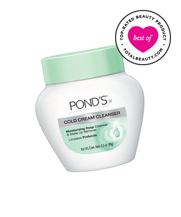 Best Classic Beauty Product No. 14: Pond's Cold Cream Cleanser, $8.29