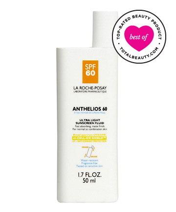 Best Sunscreen No. 11: La Roche-Posay Anthelios 60 Ultra Light Sunscreen Fluid, $29.99