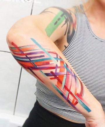 Lines Whats The Best Tattoo For Your Zodiac Sign Page 19