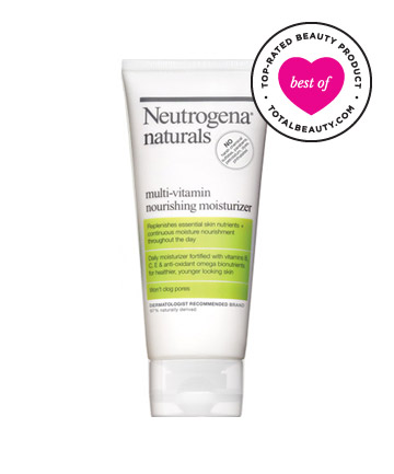 The Best: No. 2: Neutrogena Naturals Multi-Vitamin Nourishing Moisturizer, $13.99