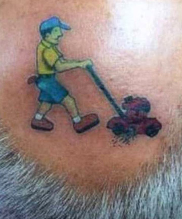 Take A Little Off The Top 25 Clever Tattoos You Wont Get At First