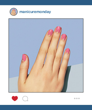 Mani of the Week: Paintbox's Cut-Out Nail Art