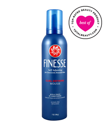 No. 4: Finesse Curl Defining Mousse, $3.99
