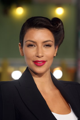 Oval Worst -- Kim Kardashian