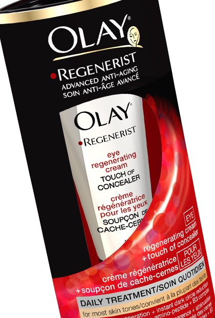 Olay Regenerist Eye Regenerating Cream + Touch Of Concealer, $23.99