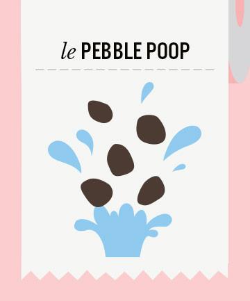 Pebble Poop