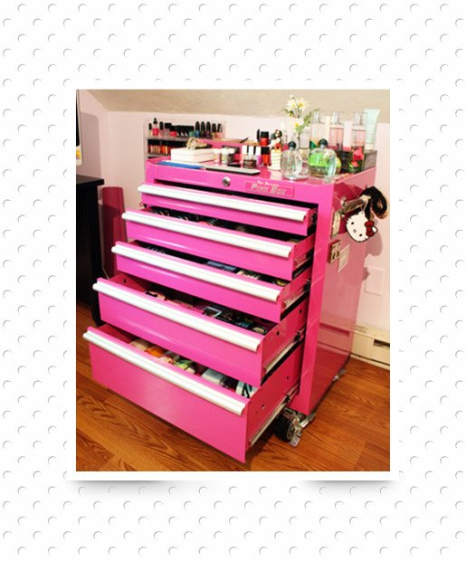 Tool Box, Meet Makeup