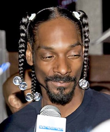 The Snoop Dogg Man Braid 21 Man Braids That Will Make