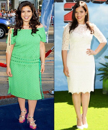 How Did America Ferrera Lose Weight - craftinter