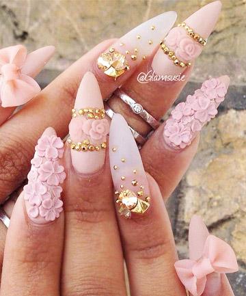 27 amazingly creative stiletto nails prinsesfo Gallery