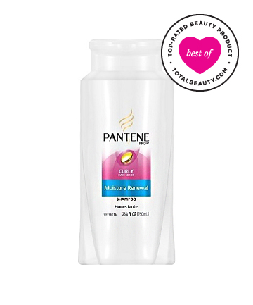 Best Drugstore Shampoo No. 19: Pantene Pro-V Curly Hair Series Moisture Renewal Shampoo, $7.49