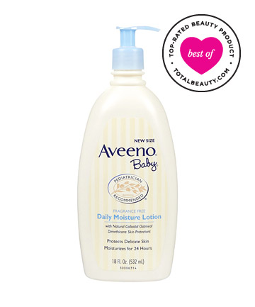 No. 9: Aveeno Baby Daily Moisture Lotion, $8.99