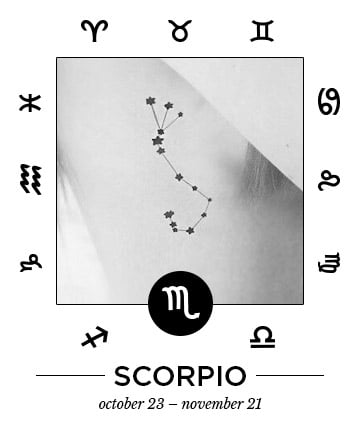 What's the Best Tattoo for Your Zodiac Sign?