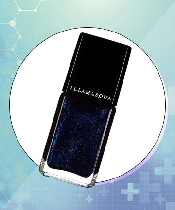 Illamasqua Nail Varnish in Phallic, $18