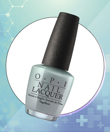 OPI Nail Lacquer in I Can Never Hut Up, $10