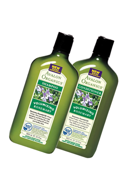 Avalon Organics Rosemary Volumizing Shampoo , The Best