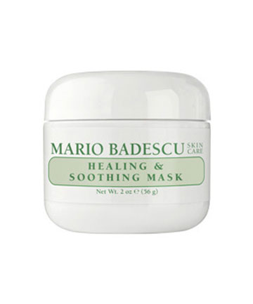 Best Face Mask No. 5: Mario Badescu Skincare Healing & Soothing Mask, $20