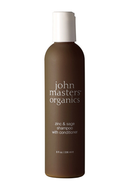 John Masters Zinc & Sage Shampoo with Conditioner