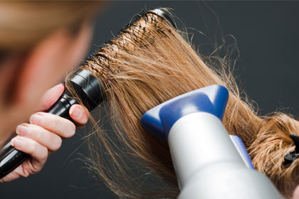 Habit 4: Let hair dry naturally