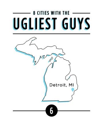 No. 6: Detroit, Mich.