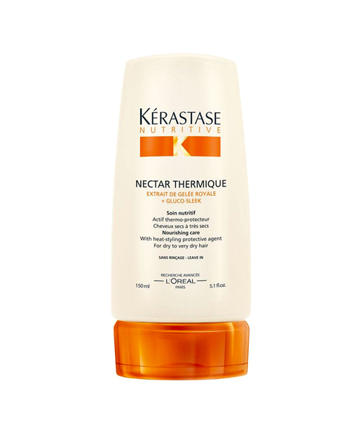Leave-in Conditioner No. 5: Kerastase Nectar Thermique, $18