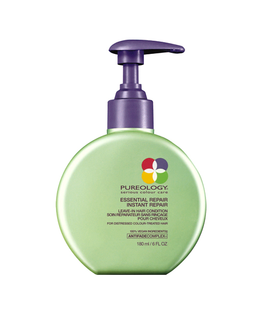 Leave-in Conditioner No. 3: Pureology Essential Repair Instant Repair, $25.99