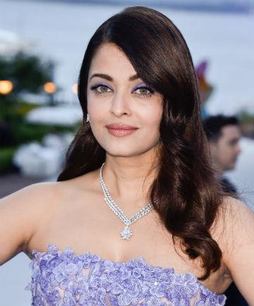 Green Eyes: Aishwarya Rai, Celeb-Approved Lavender ...