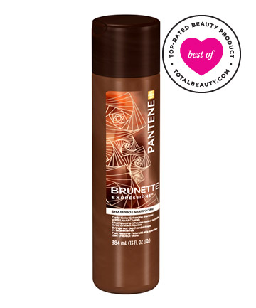 No. 9: Pantene Pro-V Brunette Expressions Shampoo, $4.99
