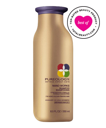 No. 3: Pureology Nano Works Shampoo, $54