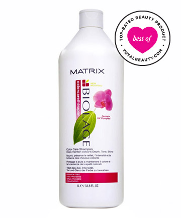 No. 14: Matrix Biolage Color Care Shampoo, $16
