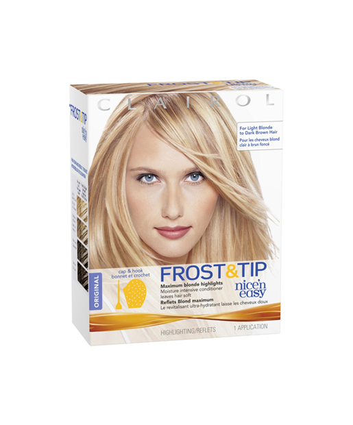 No. 9: Clairol Nice 'n Easy Frost & Tip, $12.39