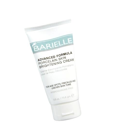 No. 3: Barielle Advanced Formula Porcelain Skin Brightening Cream, $20
