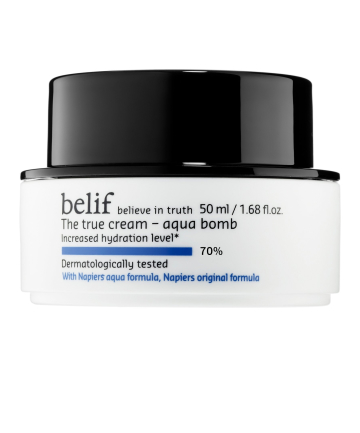 Belif The True Cream Aqua Bomb, $38